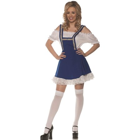 Underwraps Swiss Treat Womens Adult Oktoberfest Costume Medium