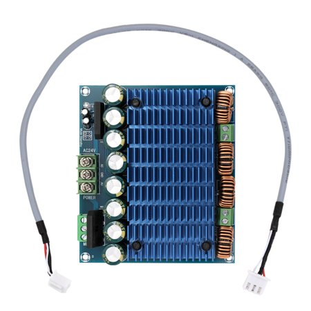 XH-M252 Ultra High Power BTL Mode Dual 24V Stereo 420W*2 TDA8954TH Dual Chip Class D Digital Audio HIFI Amplifier