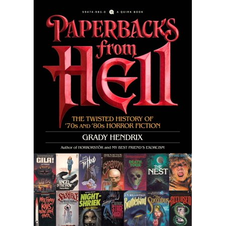 Paperbacks from Hell : The Twisted History of '70s and '80s Horror Fiction - Dressing Like The 80s