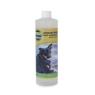 Cedarsuds Pet Shampoo: Cucumber Melon - Gallon