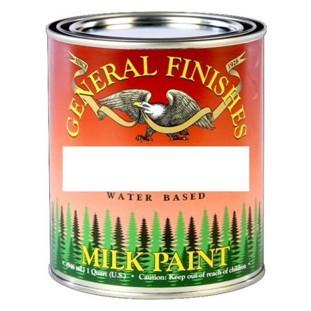 General Finishes Milk Paint Antique White Gallon