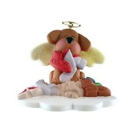 MY DOG IS AN ANGEL - BROWN CHRISTMAS -