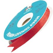 Top Performance Satin Ribbon 9/16inx100yd Brt Red