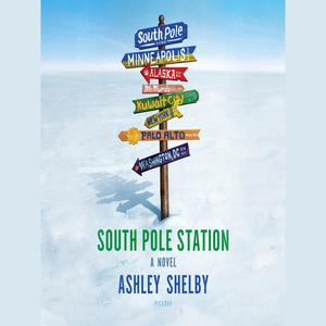 South Pole Station - Audiobook