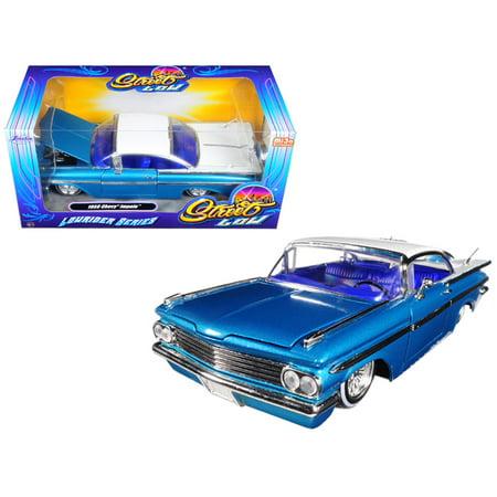 1959 Chevrolet Impala Blue