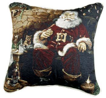 Santa'S Treats Pillow