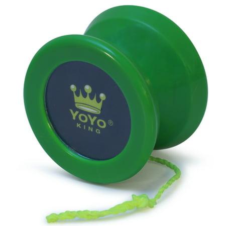 Yoyo King Merlin Yoyo Green with Extra strings