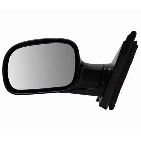 Drivers Manual Side View Mirror Replacement for Dodge Caravan Chrysler Town & Country Voyager 4894411AE
