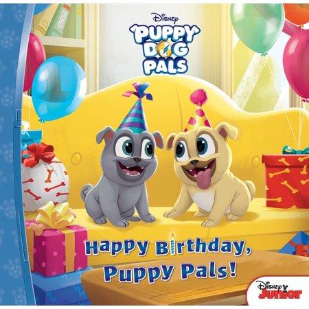 Puppy Dog Pals: Happy Birthday, Puppy Pals! (Other)
