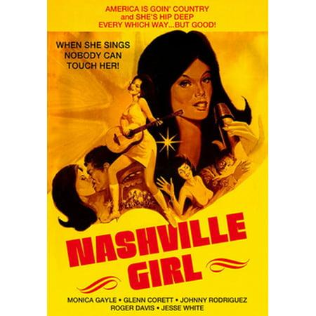 Nashville Airport - Nashville Girl (DVD)