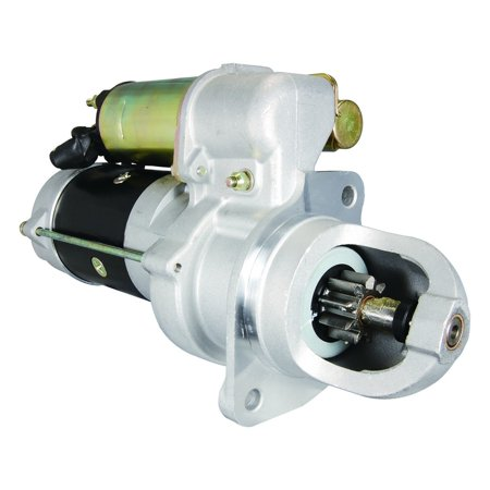 NEW STARTER REPLACES DELCO 10461454, 10461476, 10479637, 10479645,  10479648, FOR FREIGHTLINER, BLUEBIRD BUS, STERLING