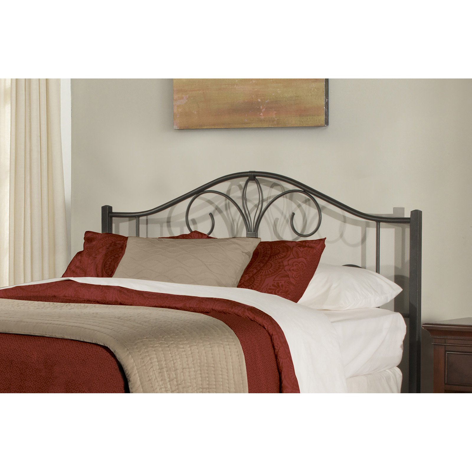 Hillsdale Furniture Kenosha Headboard, Multiple Sizes