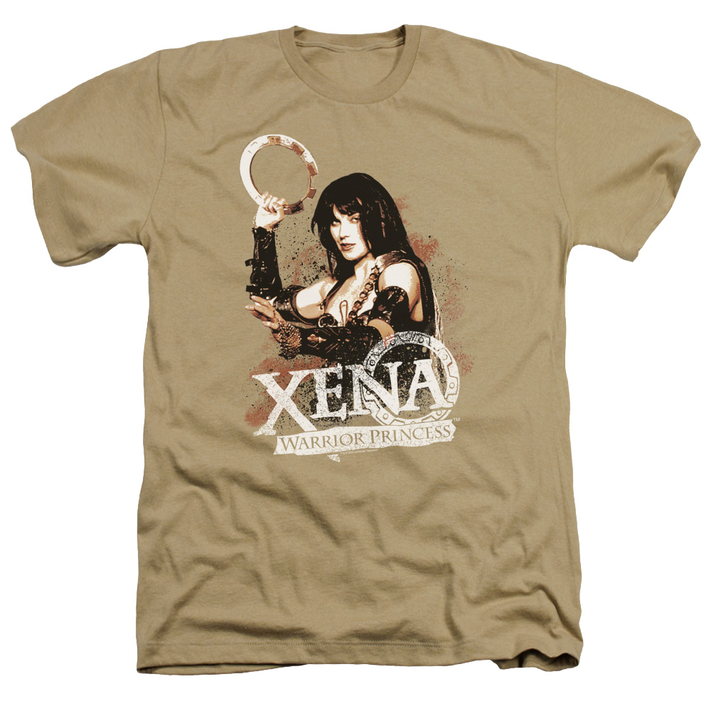 Xena Warrior Princess Princess Mens Heather Shirt