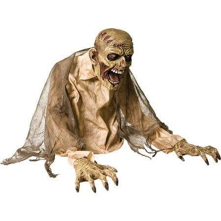 2' Gaseous Zombie Fogger Animated - Zombie Dog Halloween Prop