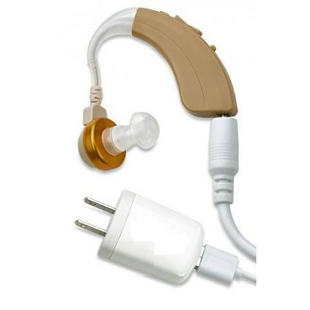 Newear High Quality Digital Hearing Aid Ear Hearing Amplifier Rechargeable Model