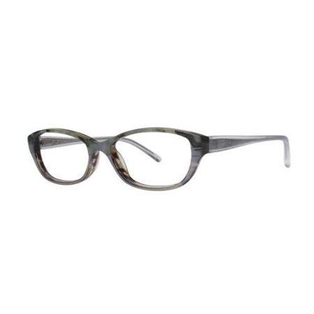 VERA WANG Eyeglasses V318 Tortoise Mint 50MM