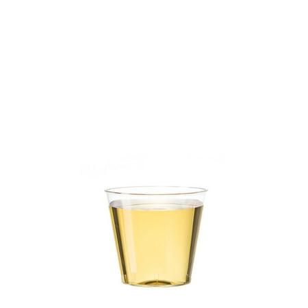 Embellish Hard Plastic 1oz Clear Shot Glass 200 Count](Plastic Shot Glasses Wholesale)