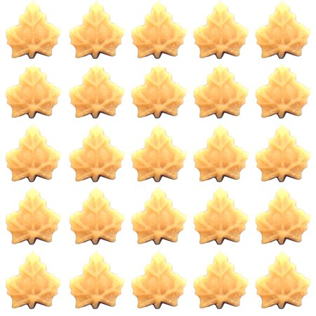 Leaves Hard Candy (Nova Maple Candy - Pure Maple Sugar Leaf Candy (16 Ounces (1)