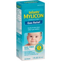 Mylicon Infants' Dye Free Gas Relief 100 Doses, 1 Fl Oz