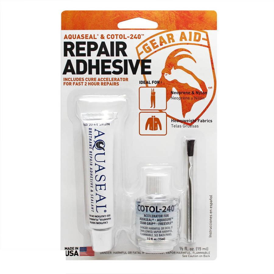 Aquaseal Repair Adhesive and Cotol-240