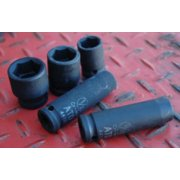 """Atd Tools ATD-4430 1/2"""" Drive 6-point Deep Fractional Impact Socket - 15/16"""""""