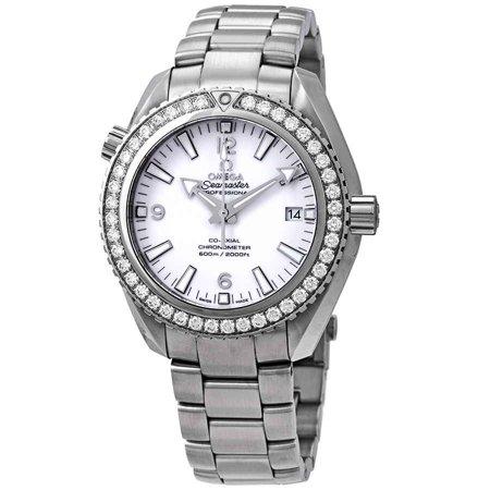 Omega Seamaster Planet Ocean Automatic Diamond Ladies Watch 232.15.42.21.04.001