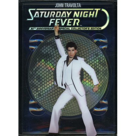 Saturday Night Fever ( (DVD)) - Halloween Night Fever 2017
