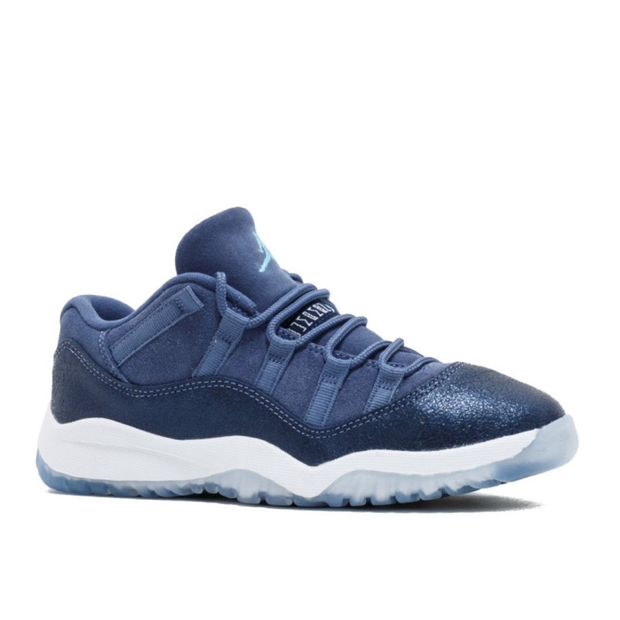 wholesale dealer 91338 23f0d Air Jordan - Unisex - Jordan 11 Retro Low Gp (Td)  Blue  - 580522-408 -  Size 1   Walmart Canada