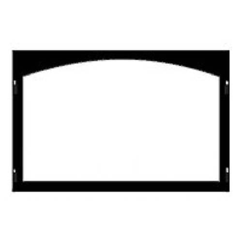 """32"""" Cabinet Door Frame - Black"""