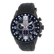 Roberto Bianci  Men's Pro Racing Chronograph Black Face Watch