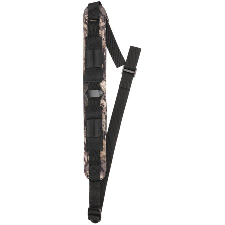 Neoprene Rifle Sling (Allen Cases Yukon Neoprene Rifle Sling with Shell Loops Mossy Oak Break-Up Infinity )