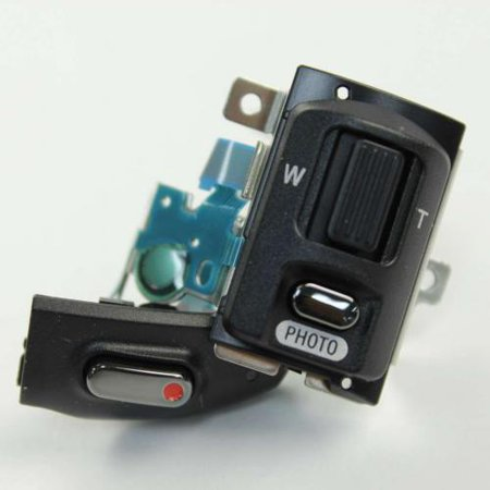 - Sony HDR-CX550 Camcorder Switch Control Block Assembly Replacement Repair Part