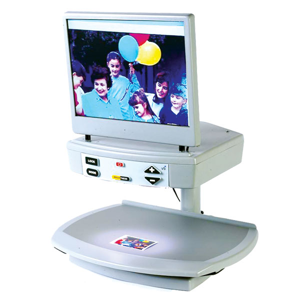 Maxiaids InSight Color Auto Focus CCTV with 20 inch Monit...