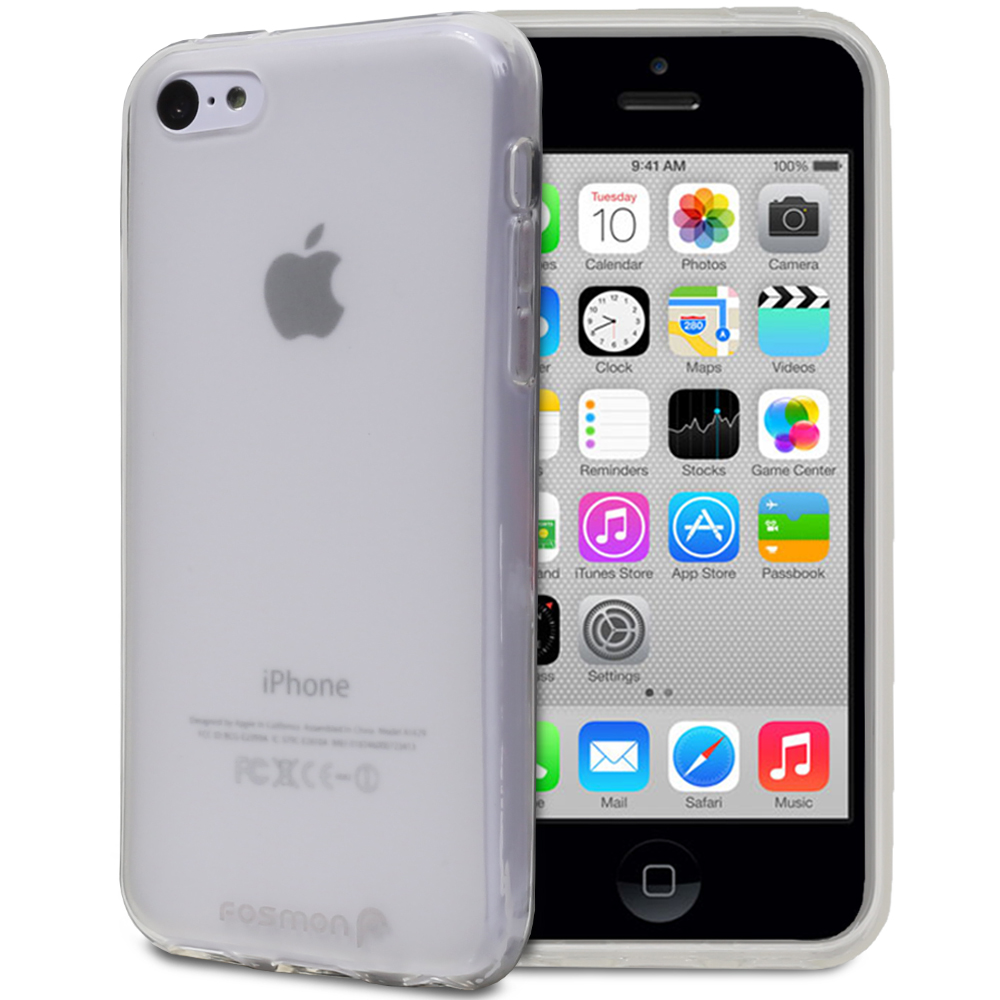 Fosmon DURA-FRO TPU Case for iPhone 5c - Clear