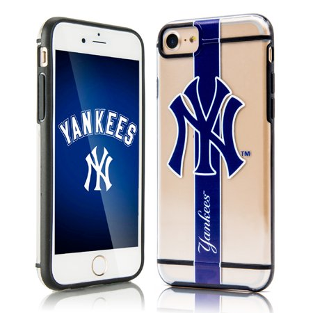 purchase cheap 375f0 aad89 NEW YORK YANKEES IPHONE 8, HYDROCLEAR SMU 3D PRINT IPHONE 8 CASE COVER