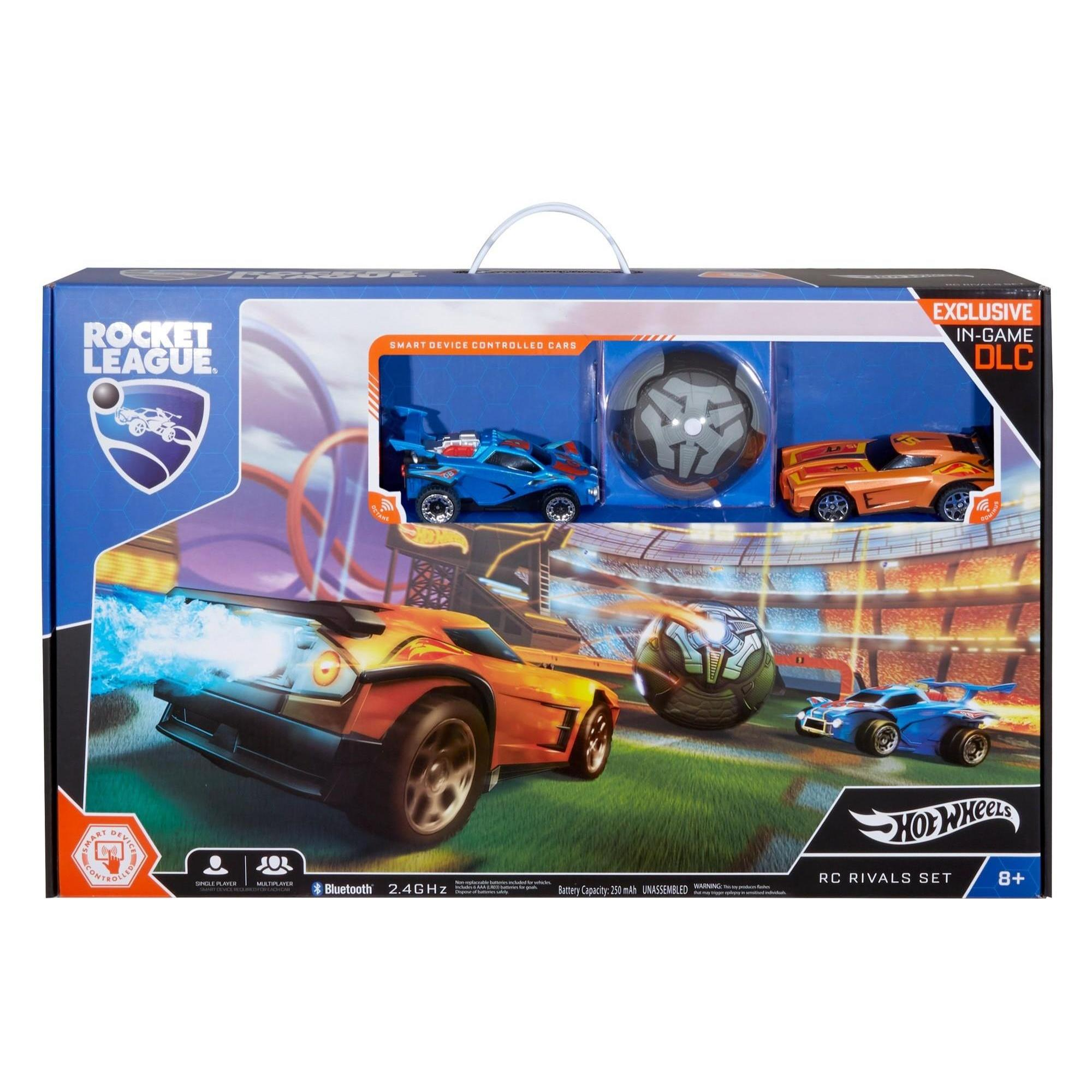 Hot Wheels Rocket League R/C Rivals Stadium Play Set
