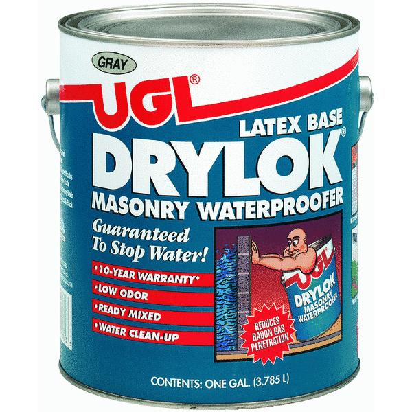Drylok Latex Masonry Waterproofer by United Gilsonite Lab