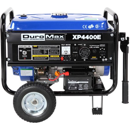 Duromax 4400 3500W  Electric Start Portable Generator