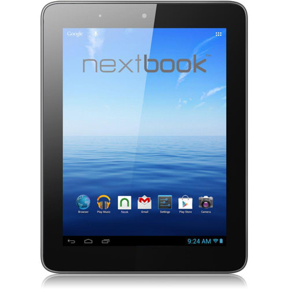 "Refurbished Nextbook NX008HD8G-R Wi-Fi 8"" Touchscreen Tablet PC"