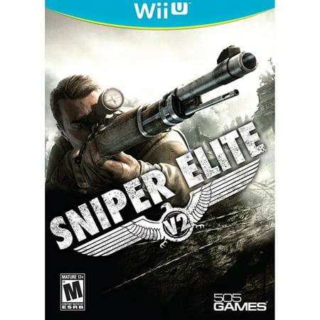 Sniper Elite V2 (Wii U)