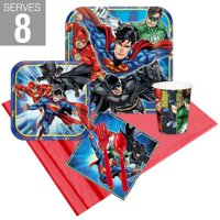 Justice League Party Pack For 8