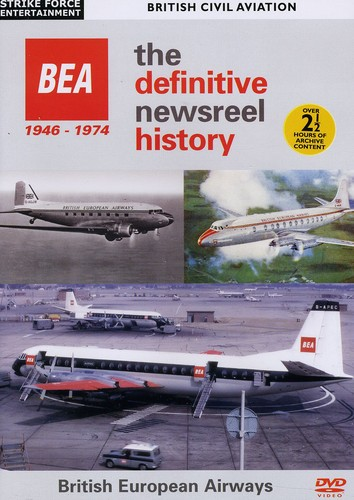 Bea: Definitive Newsreel History 1946-74 by