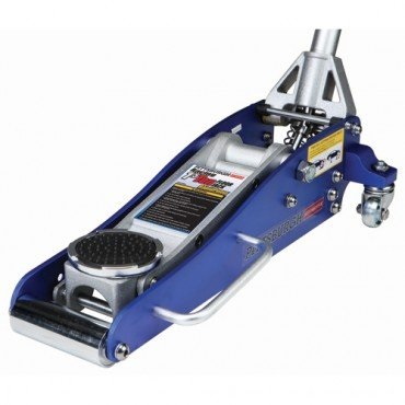1 5 Ton Compact Aluminum Racing Jack With Rapid Pump Walmart Com