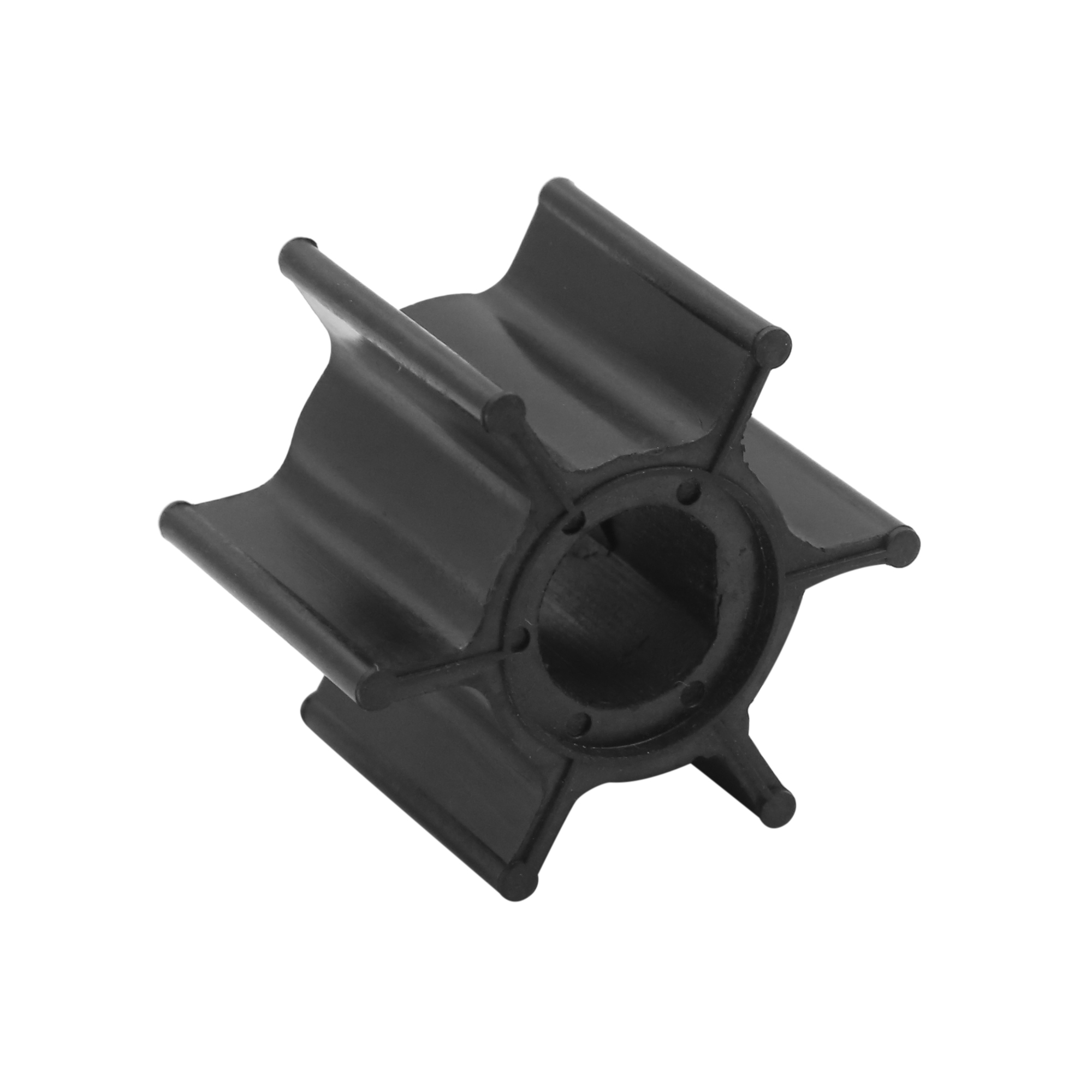 Boat Outboard Water Pump Impeller Replacement for Honda 9.9 15hp 19210-ZV4-013 - image 5 of 5