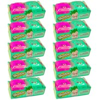 Shopkins Season 5 Blind Mystery Set 10-Pack 20ct Backpack Petkins Limited Toys Moose