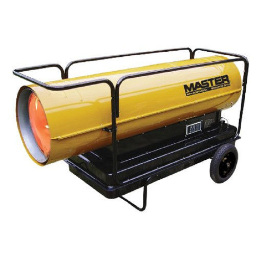 Master MH-600T-KFA 600,000 BTU Kerosene Forced Air Heater with Thermostat