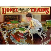 Lionel Catalog Series: 1926 1000 pc Jigsaw Puzzle