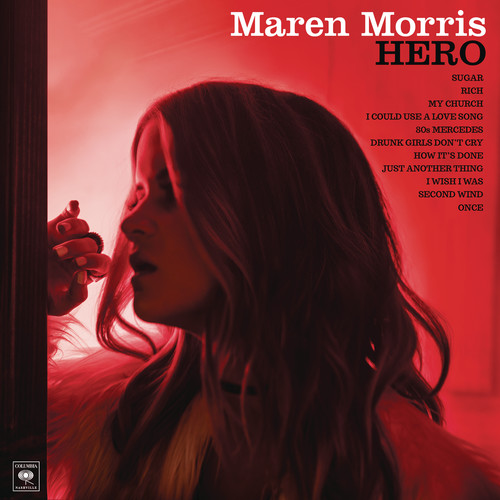 Maren Morris - Hero (CD), Country