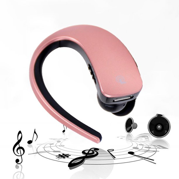 Wireless Bluetooth Headset Soft Inc Bluetooth Headphone V4 1 Car Bluetooth Earbuds Earpiece With Noise Cancellation Mic Hands Free Earphones For Iphone Android Samsung Symbian I6233 Walmart Com Walmart Com
