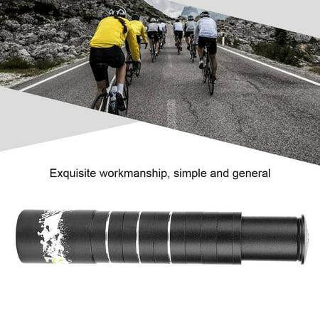 Zerone Wake Bike Fork Stem Extender Extension Bicycle Cycling Raiser Handlebar Riser Adapter,Bike Stem Extender,Bike Stem